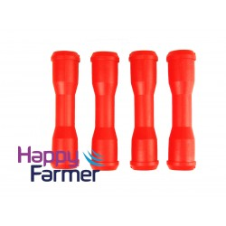 Sleeves silicone for Lely, 4 pieces