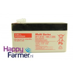 Battery CRS + casing Lely