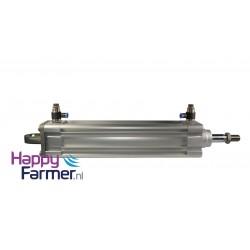 Cylinder feeder/front gate