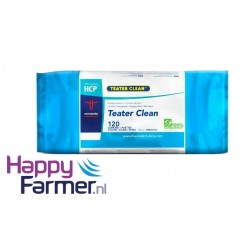 Teater Clean Cleaning Wipes 120pc