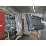 Varmigo Infra-red heater Lely milkrobot