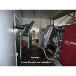 Varmigo Infra-red heater Milking-parlor