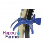 Hose holder blue StarFish