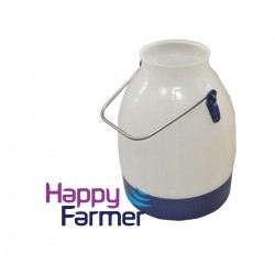 Milking bucket ECO blue