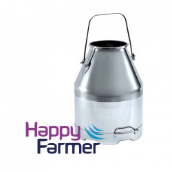 Milking bucket Stainless Steel