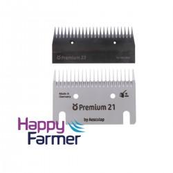 Aesculap Premium blade set cattle 21/23-t