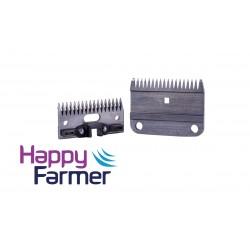 Lister Clipper / Shearing Blade set CA2/AC 17-18-t Coarse