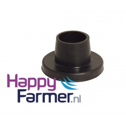 T-plug for milkfilter