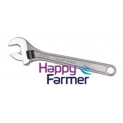 Ironside Adjustable wrench