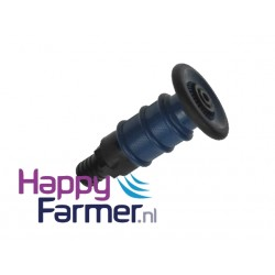 Jet sprayer blue