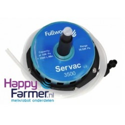 Servac vacuum regulator